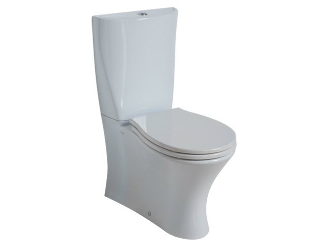 Close coupled toilet FORMOSA   Close coupled toilet by Olympia Ceramica