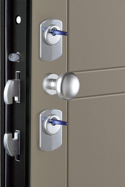 Lacquered safety door FORTEZZA by Bertolotto Porte