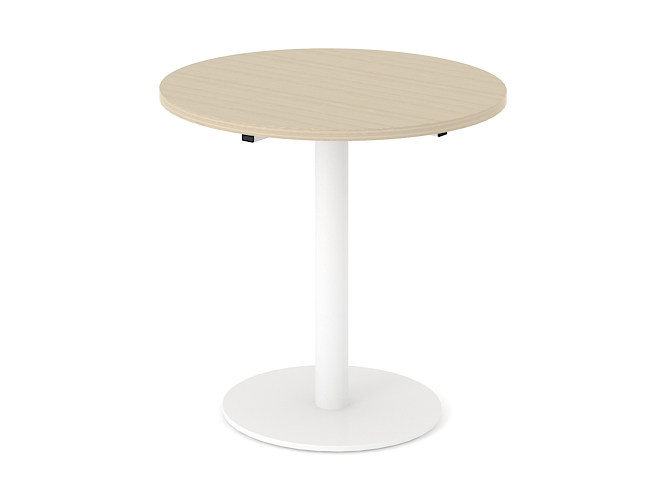 Round meeting table FORUM | Round meeting table by NARBUTAS