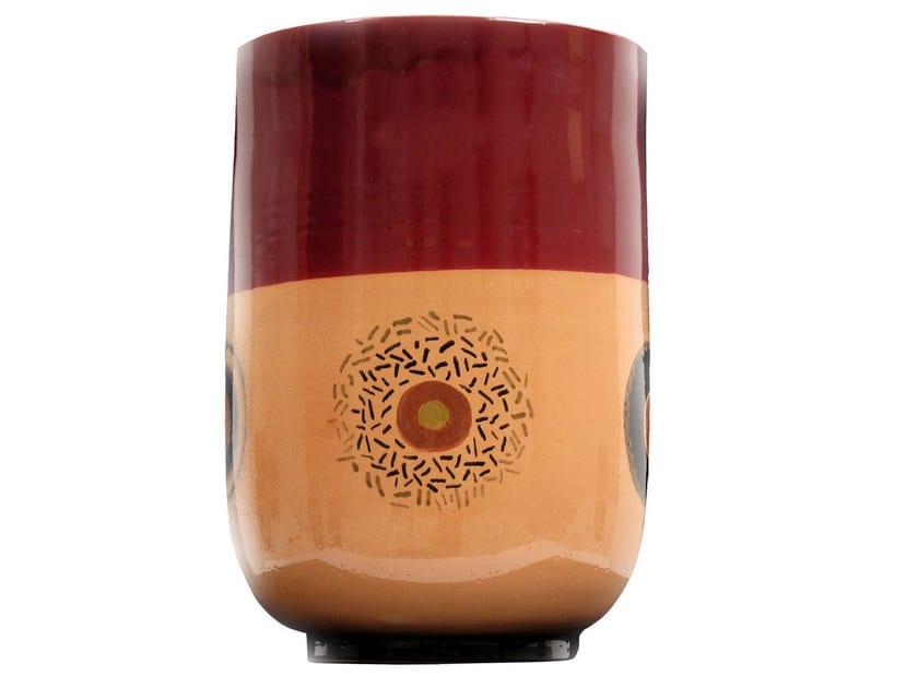 Ceramic vase FOUR I by Kiasmo