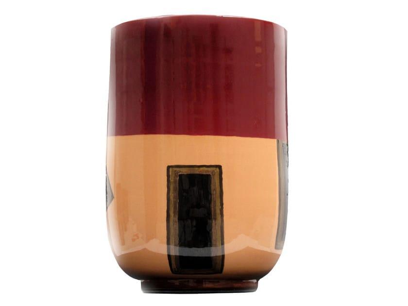 Ceramic vase FOUR II by Kiasmo