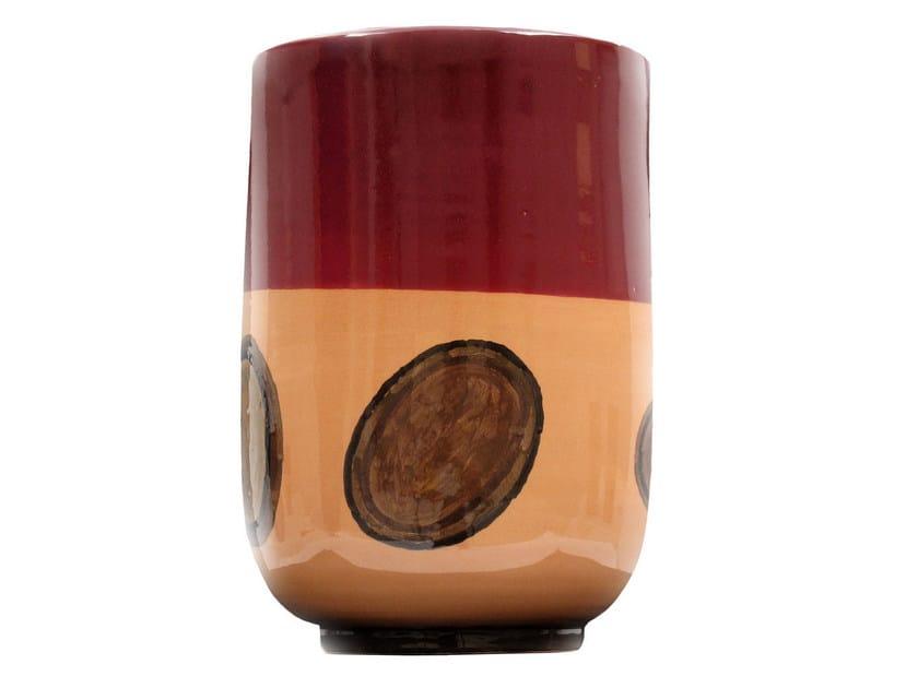 Ceramic vase FOUR III by Kiasmo