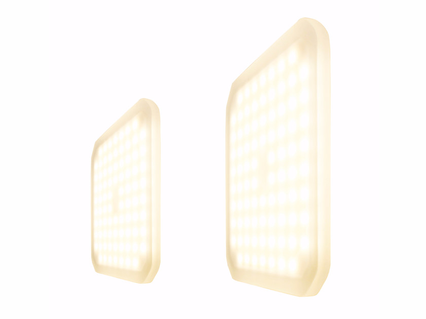 LED wall lamp FOXX CUBE | Wall lamp by Top Light