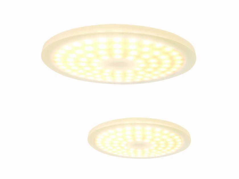 Lampada da soffitto a LED FOXX ROUND | Lampada da soffitto by Top Light