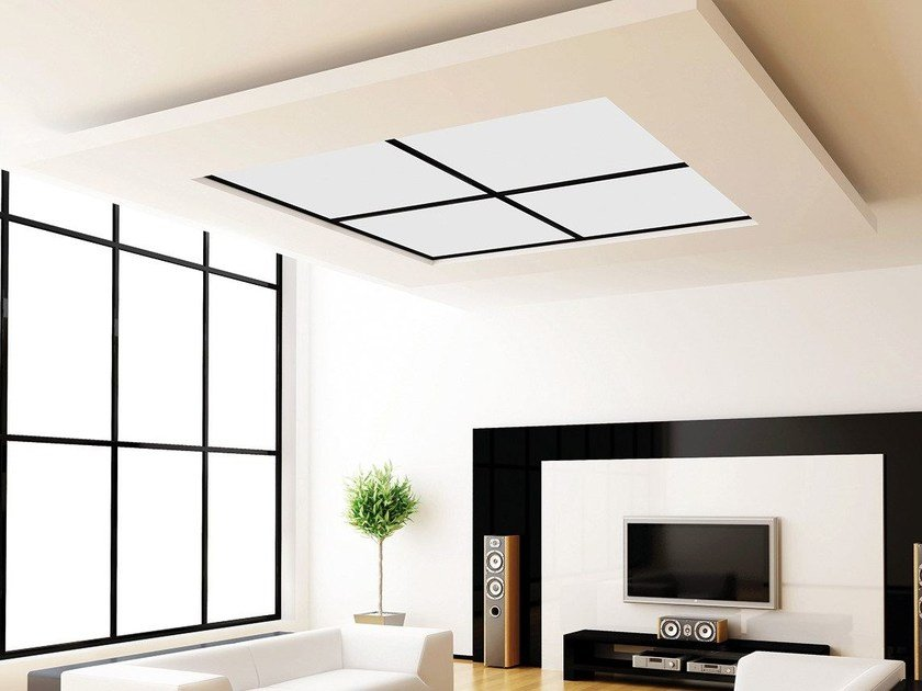 Top-hung Fixed wooden roof window FPF | Fixed roof window by CLAUS