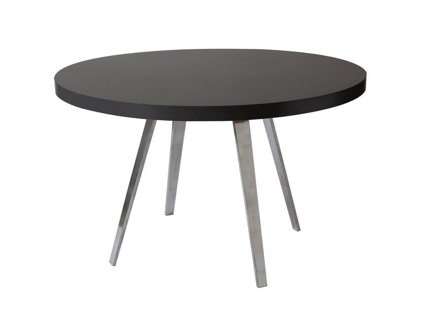 Round contract table NORDICO by Vela Arredamenti