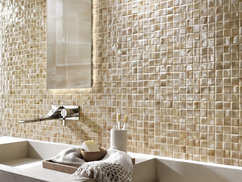 Mosaico in ceramica a pasta bianca FRAME | Mosaico by FAP ceramiche