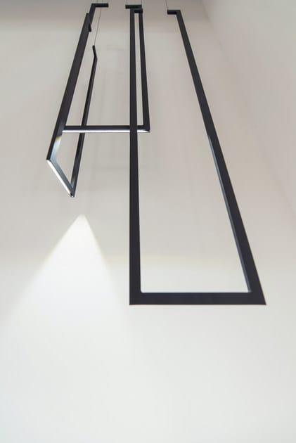 In Inarchi Lampada A Frame Sospensione Led Alluminio sthQrdCx