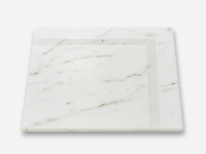 Indoor marble wall tiles FRAME by AKDO