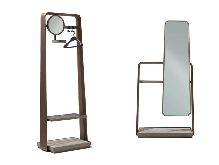 Wooden valet stand FRAME | Valet stand by GIORGETTI