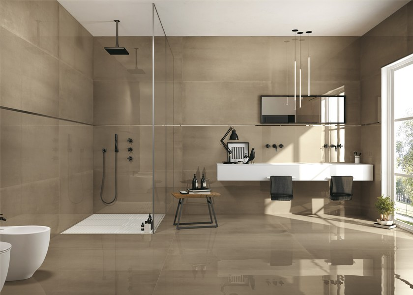 Indoor white-paste wall tiles FRAME | Wall tiles by FAP ceramiche