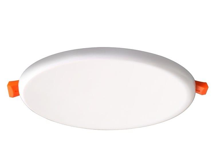LED aluminium ceiling light FRAMELESS 15W by Terzo Light