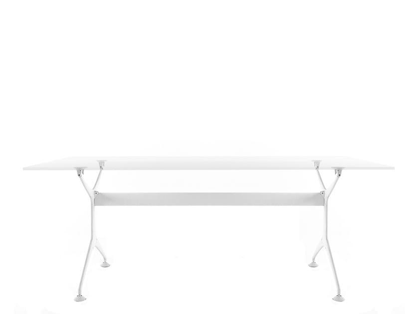 Ovaler Tisch aus Glas FRAMETABLE 190 - 498_190   Tisch aus Glas by Alias