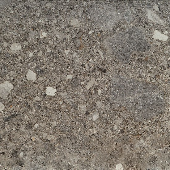 Porcelain stoneware wall/floor tiles with stone effect FRAMMENTA ANTRACITE by Ceramica Fioranese