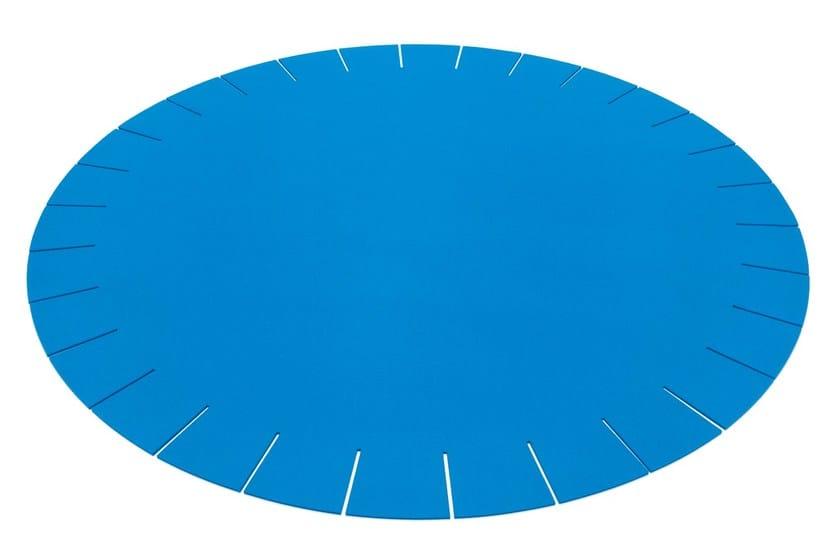 Round felt rug FRANSE by HEY-SIGN