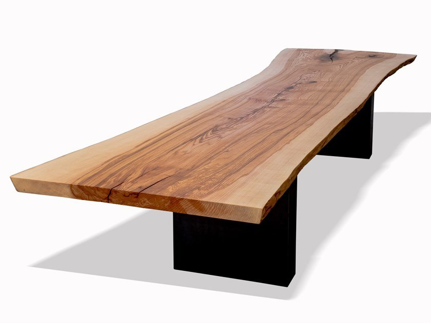Rectangular ash table UNICA   Ash table by Tabula
