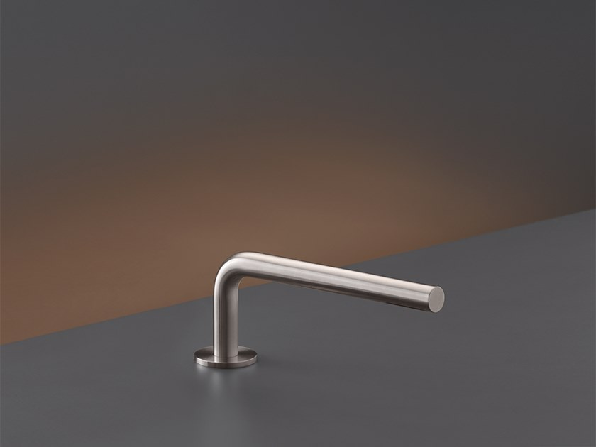 Deck-mounted spout FRE 103 by Ceadesign