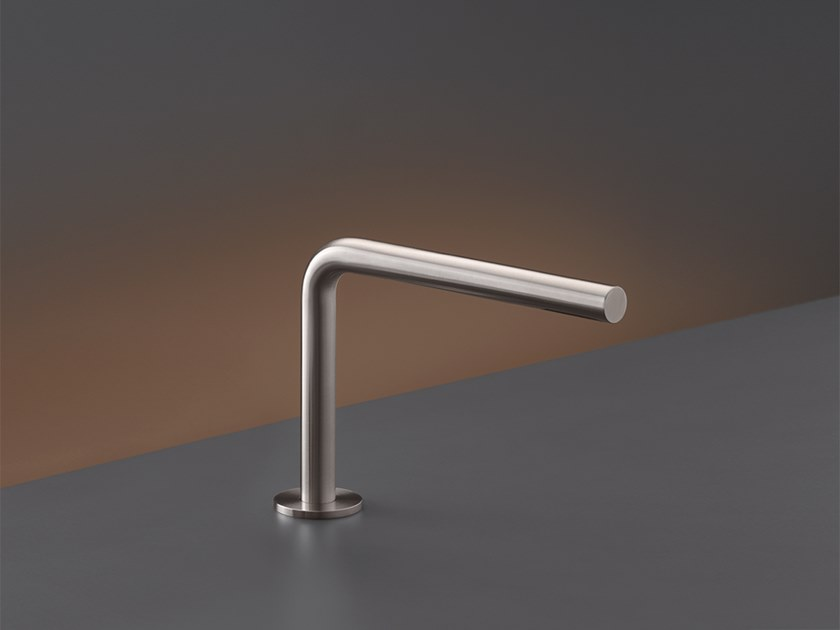 Deck-mounted spout FRE 104 by Ceadesign