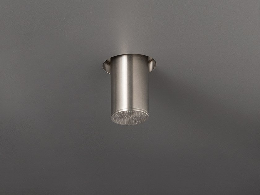 Soffione doccia a soffitto FRE 120 by Ceadesign