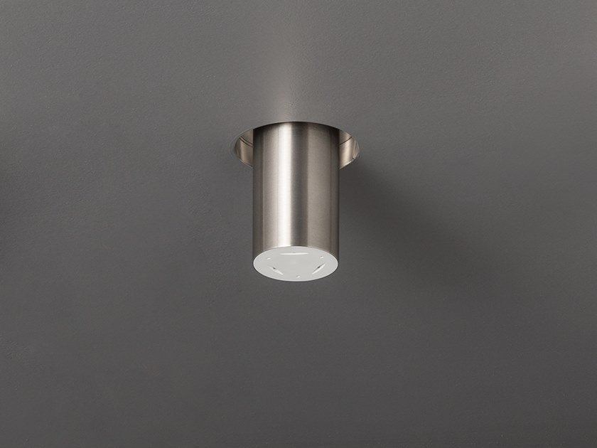 Ceiling mounted overhead shower FRE 121 by Ceadesign