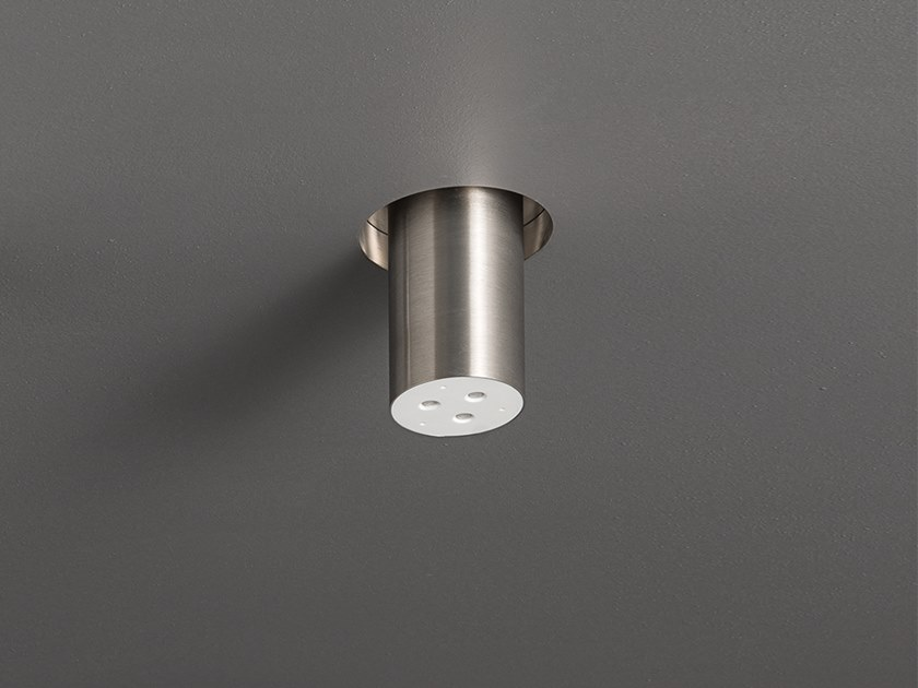 Ceiling mounted overhead shower FRE 122 by Ceadesign