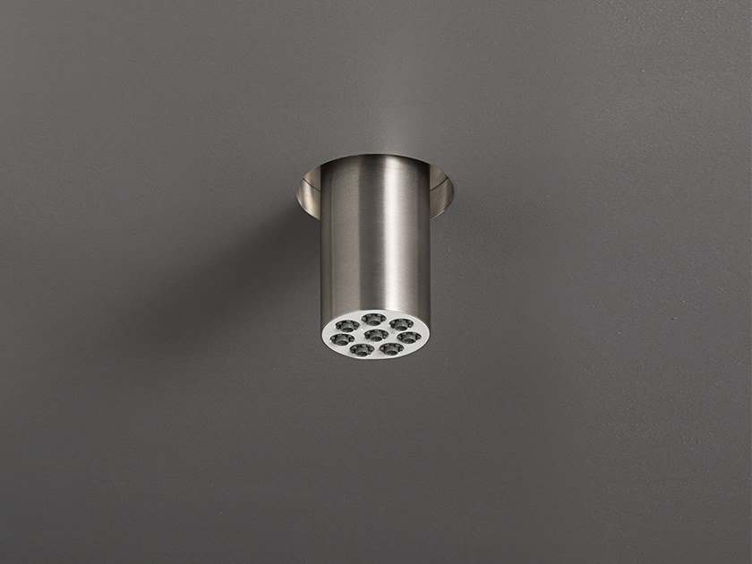 Ceiling mounted overhead shower FRE 124 by Ceadesign