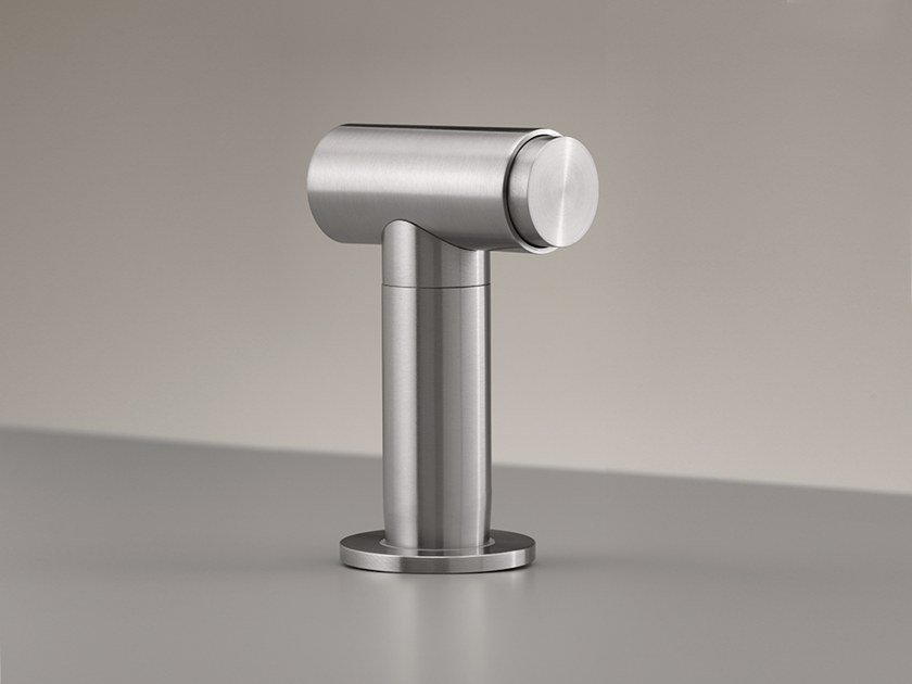 Stainless steel handshower FRE 146 by Ceadesign