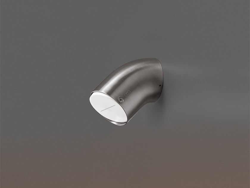 Wall-mounted adjustable overhead shower FRE 159 by Ceadesign