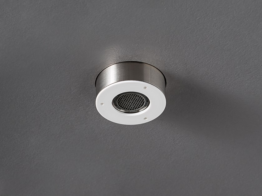 LED overhead shower with chromotherapy FRE 162 by Ceadesign