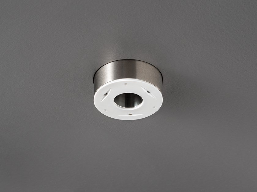 LED overhead shower with chromotherapy FRE 164 by Ceadesign