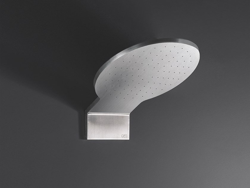 Wall-mounted overhead shower FRE 178 by Ceadesign