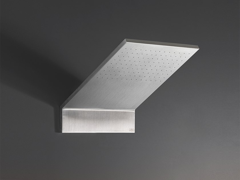 Wall-mounted overhead shower FRE 179 by Ceadesign