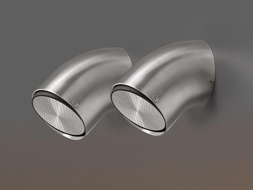 Composizione di soffioni doccia orientabili FRE 180 by Ceadesign