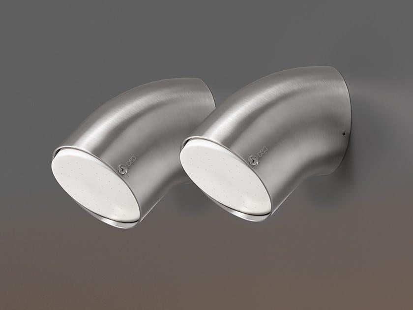 Composizione di soffioni doccia orientabili FRE 181 by Ceadesign