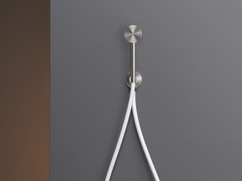 Wall-mounted handshower with bracket FRE 95 by Ceadesign