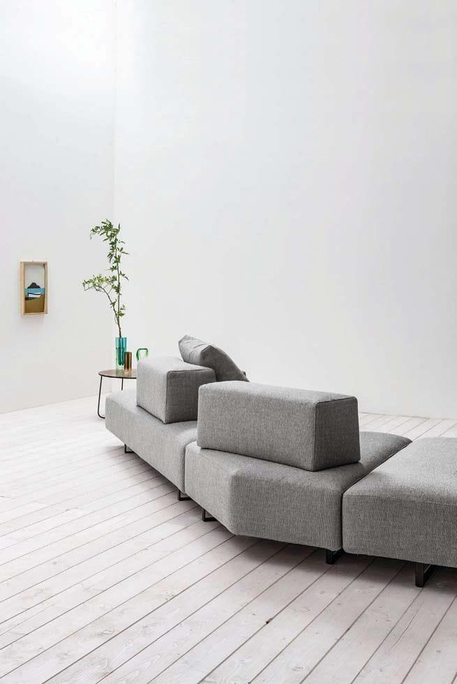 FreeDivano Lounge In Twils Tessuto Componibile Modulare SpjzGLMVqU