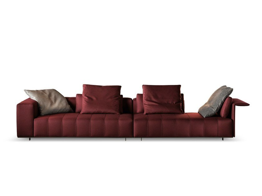 Sofa FREEMAN TAILOR by Minotti