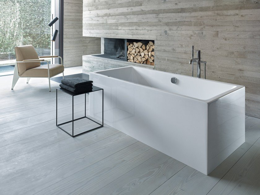 VERO AIR | Freestanding bathtub Vero Air Collection By Duravit