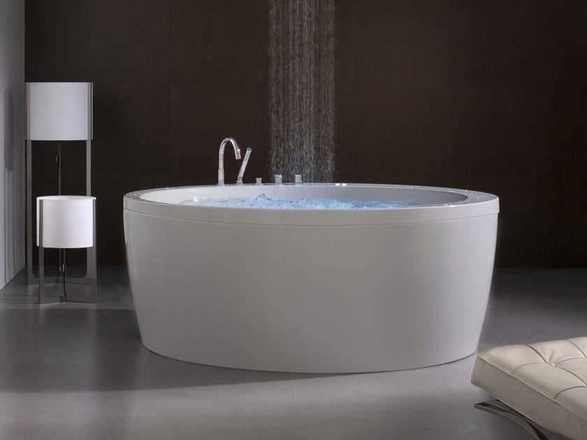 SOLEIL ROUND | Freestanding bathtub
