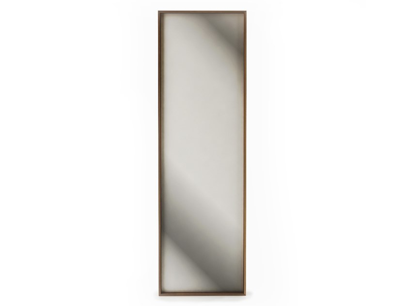 Freestanding framed mirror SWAN | Freestanding mirror by Huppé
