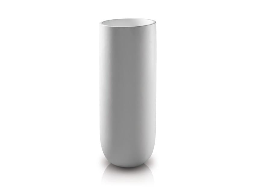 Freestanding round washbasin FLOW | Freestanding washbasin by JEE-O