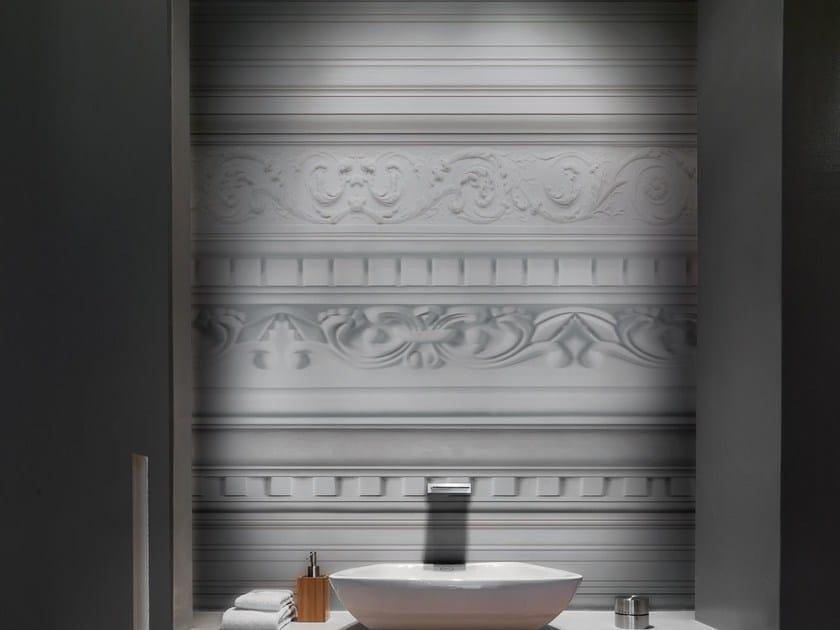 Motif wallpaper FREGIO by Wall&decò