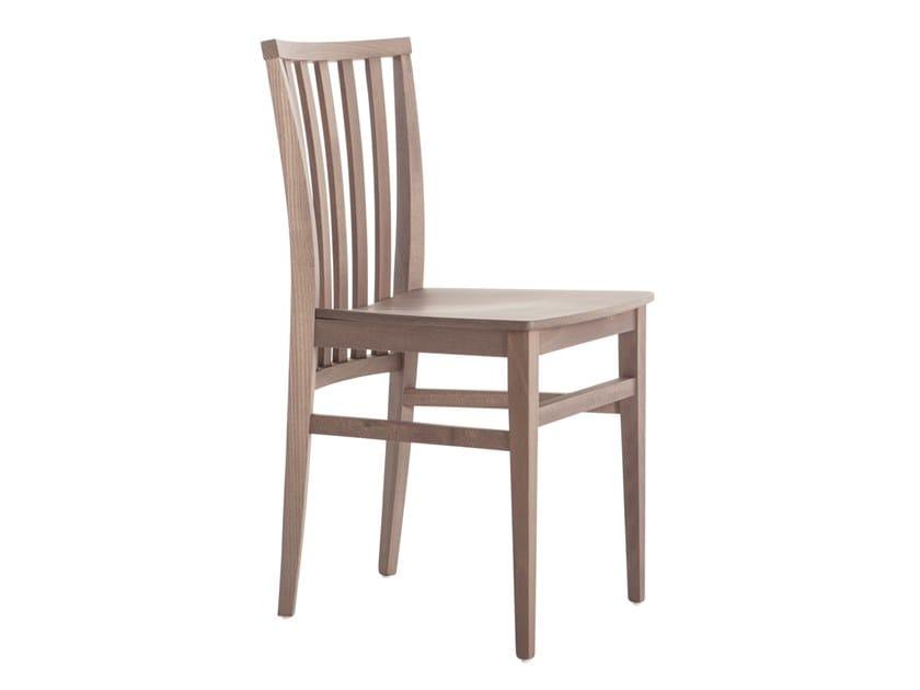 Beech chair FRIDA 47X.u2 by Palma