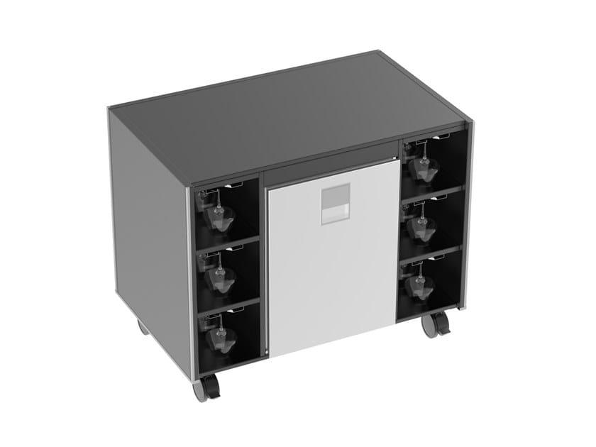 Rack refrigerator Fridge unit by La tavola