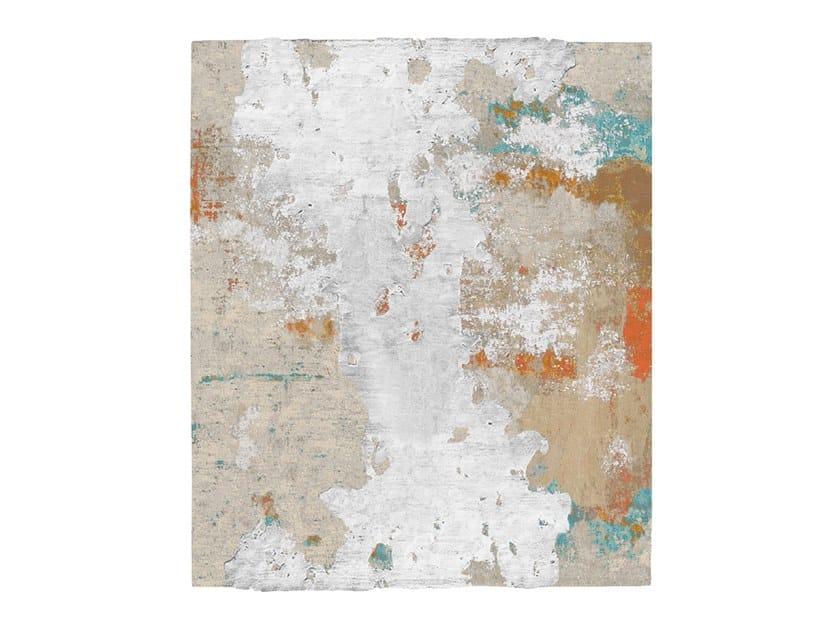 Handmade rug FRIDHEM NOBU EDIT by HENZEL STUDIO