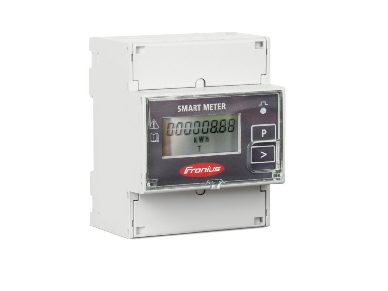 Monitoring system for photovoltaic system FRONIUS SMART METER by Fronius Italia