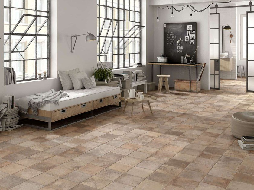 Red Paste Indoor Flooring Archiproducts
