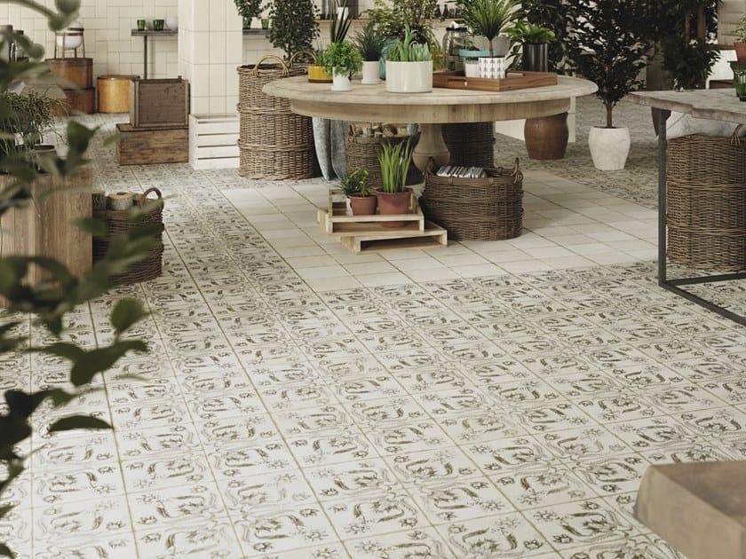 Pavimento antiscivolo in ceramica FS IVY by PERONDA