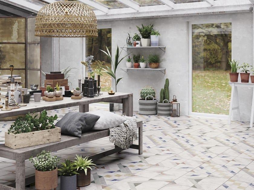 Porcelain stoneware flooring FS MARAIS by PERONDA