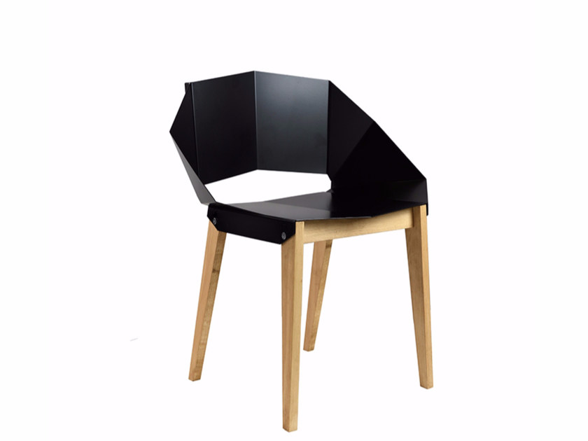 Steel chair FST0290 - 0295 | Chair by Gie El Home